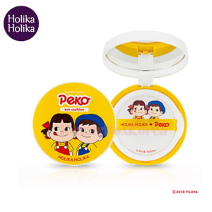 HOLIKA HOLIKA Mild Sun Cushion SPF45 PA+++ 13g [Sweet Peko Edition]